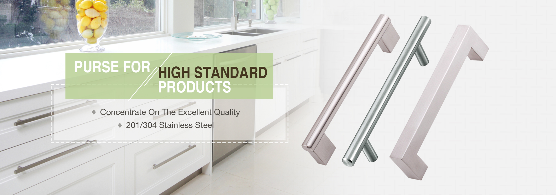 veitop hardware furniture handles stainless steel handle furniture handls