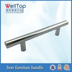 Hot sale T-bar iron handle for the kitchen