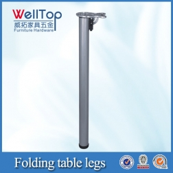 Height adjuster folding legs coffee tables VT-02.009