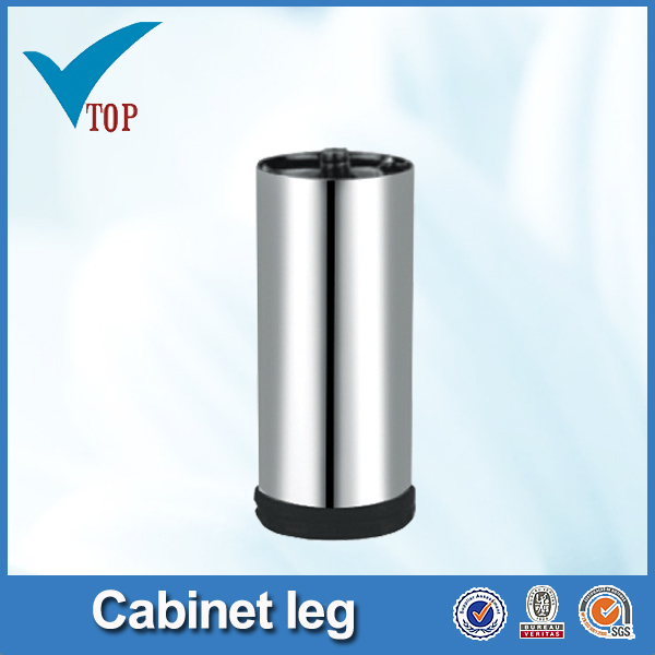 Stainless steel furniture leg for sofa