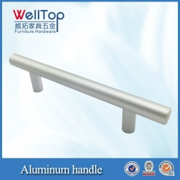 T bar aluminium kitchen furniture cabinet handle