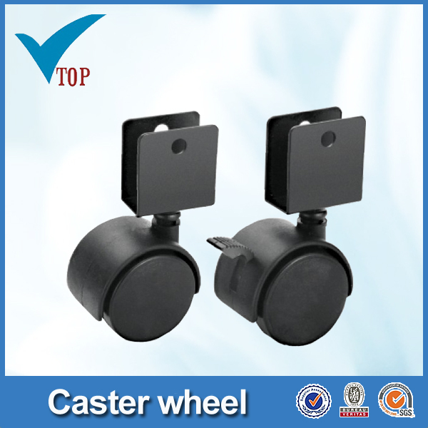 Hot sale furniture caster wheel