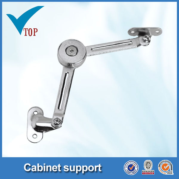 Hydraulic cabinet pneumatic support