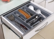 kitchen cabinet plastic tray