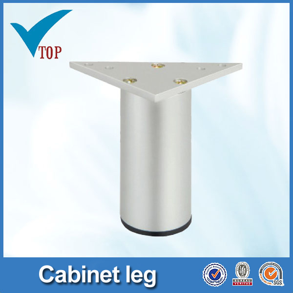 Round pipe aluminum steel pipe table legs