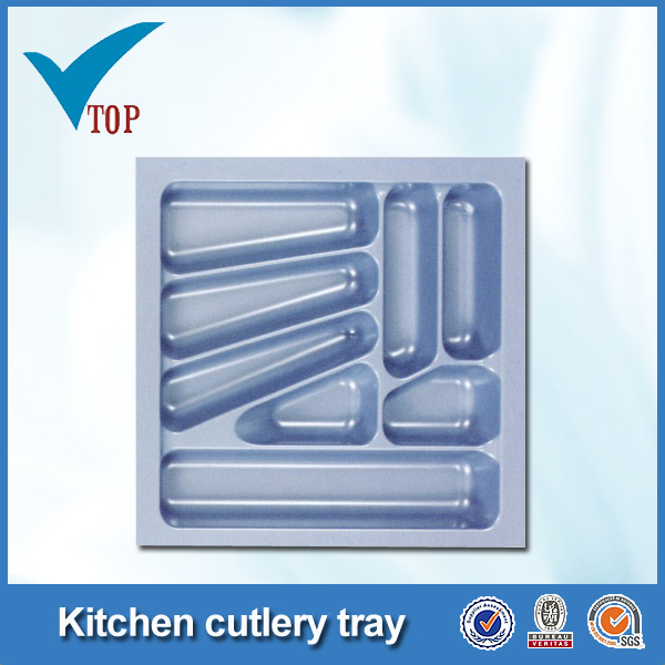 ABS kitchen drawer dividers for cutlery
