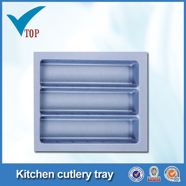 kitchen Plastic Diner Cutlery Trays