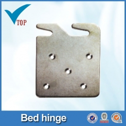 bed hinge/bed corner brace/bed fitting/furniture stamping parts VT-14.010