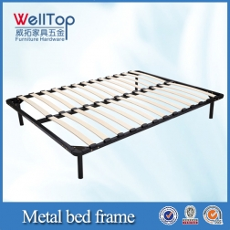 Wholesale used metal bed frames unique bed frames VT-14.003