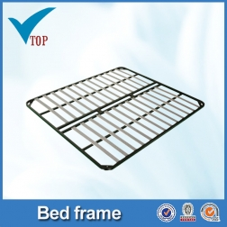 cheap wooden flat bed frame/wooden frame bed slats VT-14.002