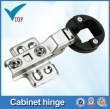 Soft close german cabinet plastic hinge