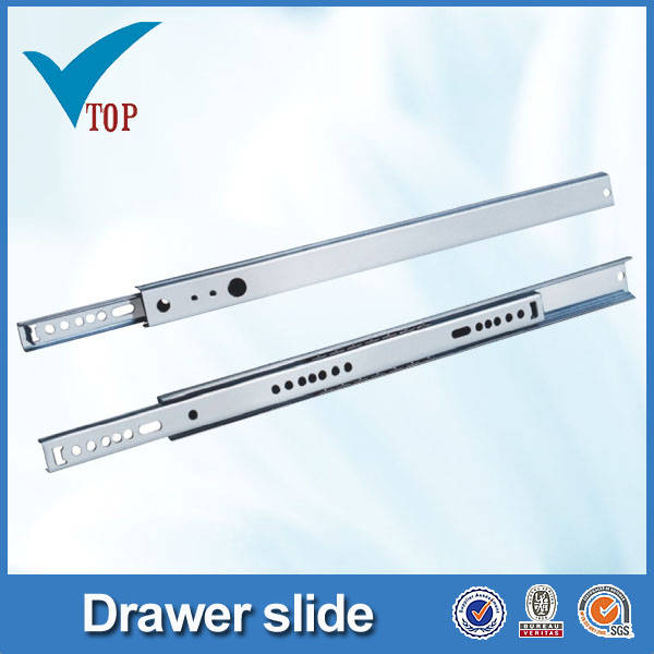 27mm kitchen cabinet drawer slide channel