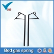 Bed gas spring lift mechanism