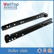 black roller drawer slide