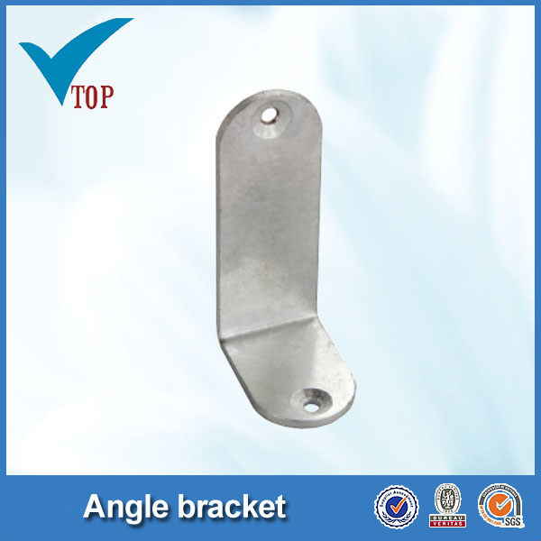 Metal stamping table corner bracket