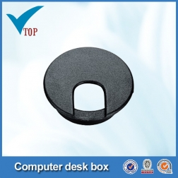 Office Furniture Wire Cable Grommet Box For Office Desk VT-12.034