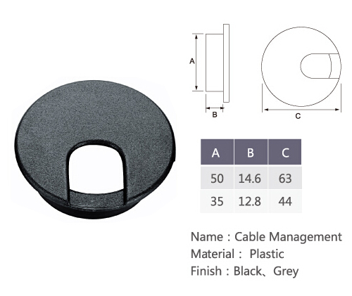Cable Grommet Box
