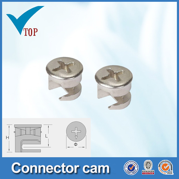 Veitop connecting fittings minifix mini cam lock