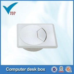 Veitop plastic Wire Box For Computer Desk VT-12.036