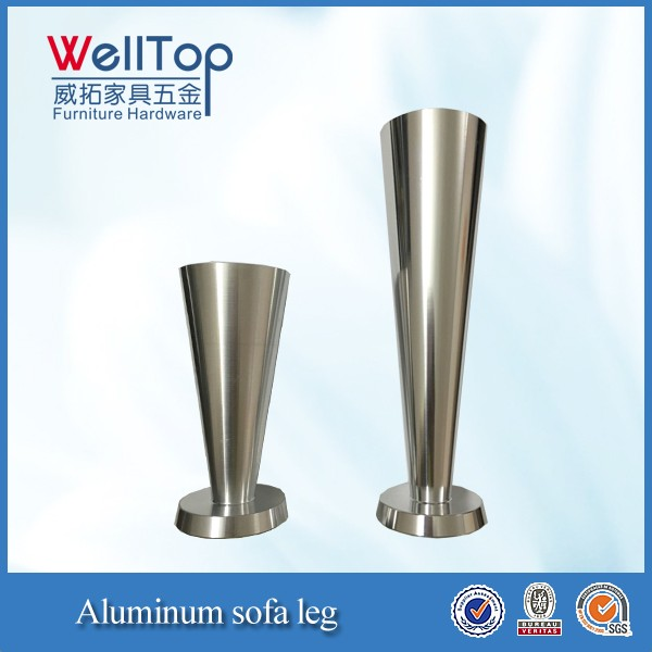 furniture aluminum bed legs VT-03.055