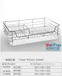 cabinet wire cooking basket