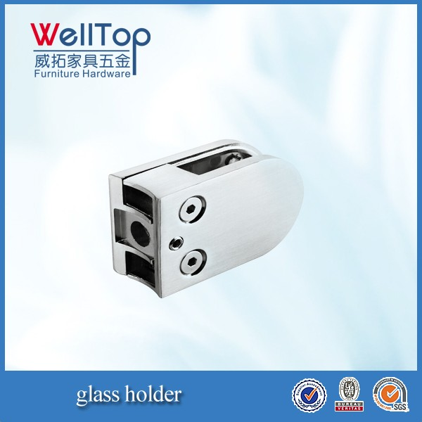 cabinet side mount glass clips