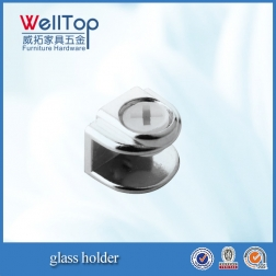 furniture zinc alloy glass support VT-12.070