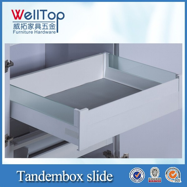 Tandembox Storage Drawer for cooking utensils