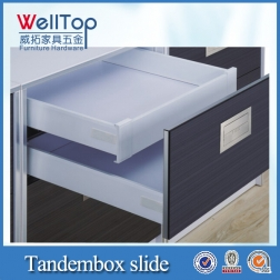 Inner Pull-out cabinet tandembox VT-15.017