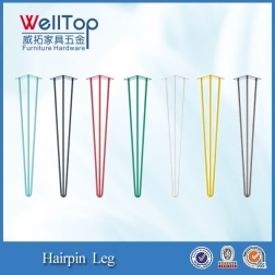 "HOT SALE 2rod 3rod 10""-24"" hairpin legs VT-02.012"
