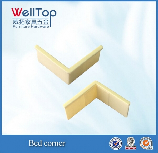 plastic bed corner accessories plastic bed corner part VT-14.086