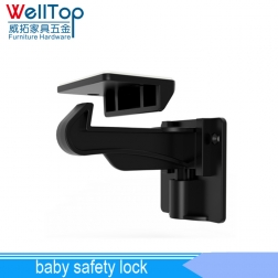 Amazon best selling 3M Adhesive baby safety lock Latch Child Proof Cabinets Baby Safety Locks