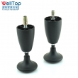 M10 M8 ABS bed leg sofa leg with cup VT-03.083