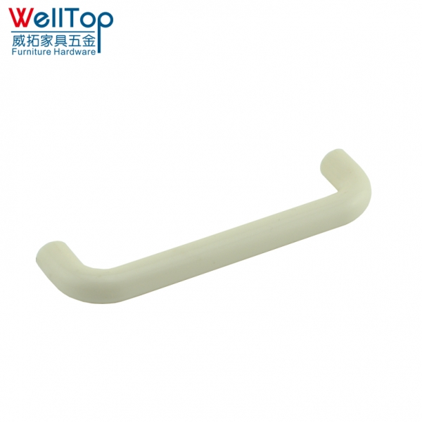 Amazon ebay hot sale ABS plastic u shape shoe cabinet furniture handles vt-01.066