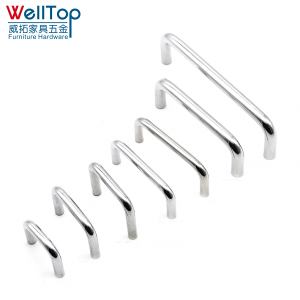 furniture chrome entry door pull handles 1