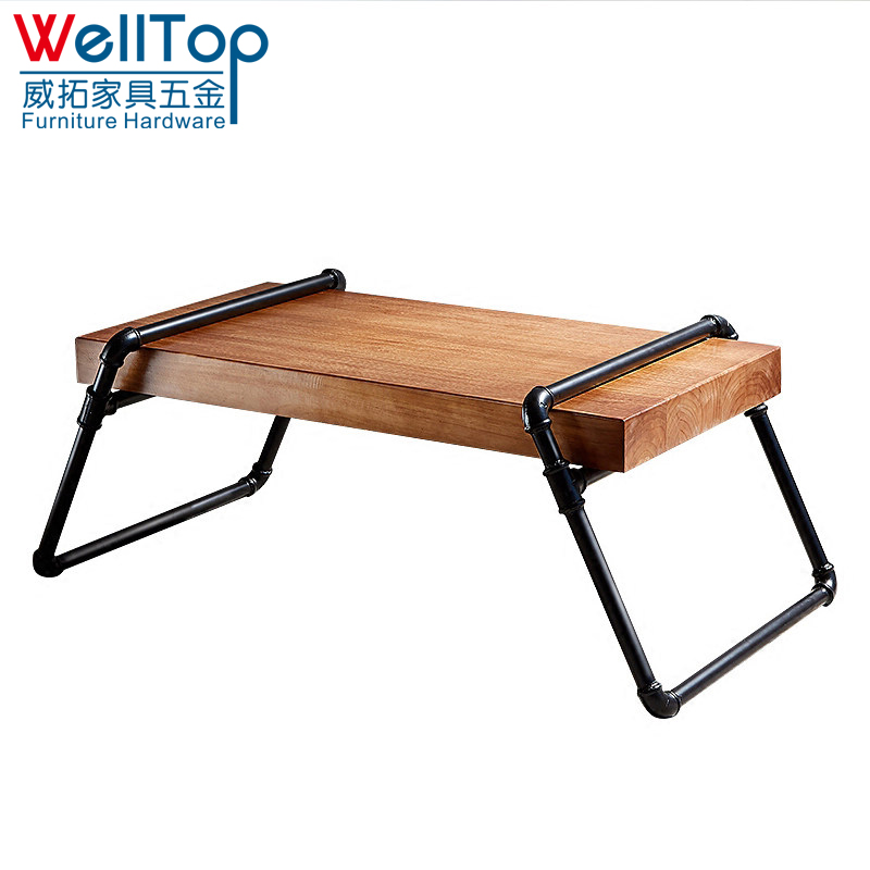 manufacturer decorative metal antique steel pipe furniture table leg VT-02.015