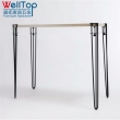 2018 new type adjustable hairpin legs for furniture table VT-02.016