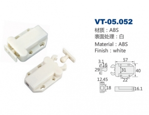 Special design short type rebound VT-05.052