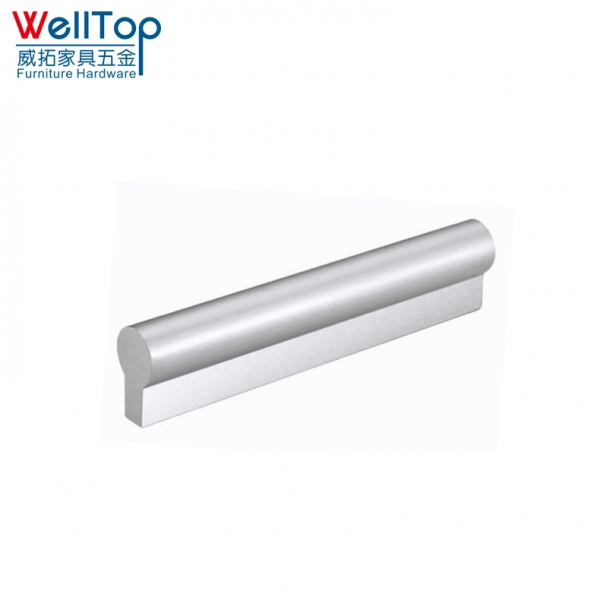 Welltop aluminum handles knob for office handle