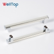 China manufacture stainless steel/aluminum/pvc diecast finish furniture handle VT-01.061