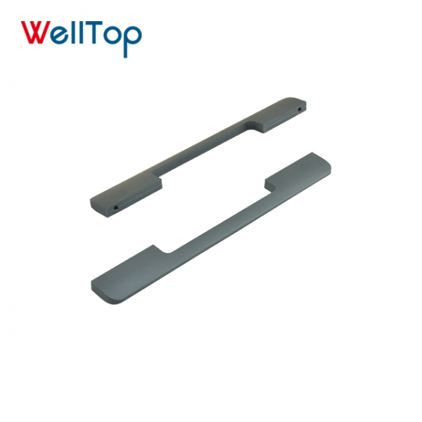 Guangzhou Veitop hardware New Aluminium Extrusion Handle for Kitchen Cabinet VT-01.122