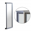 Welltop decorative foldable mirror for wardrobe VT-10.056