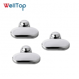 welltop china glass fixed clips VT-12.089